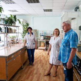 Визит директора ФГБУ ГСАС «Саратовская»