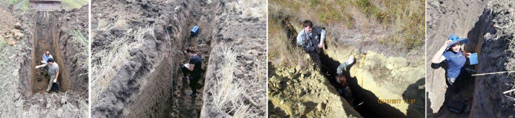 Описание морфологических свойств почв