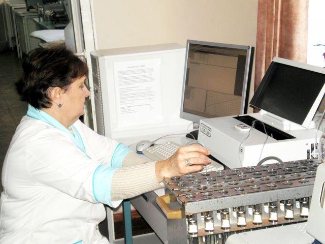 Спектрофотометрический метод. Измерение подвижных форм фосфора в почве