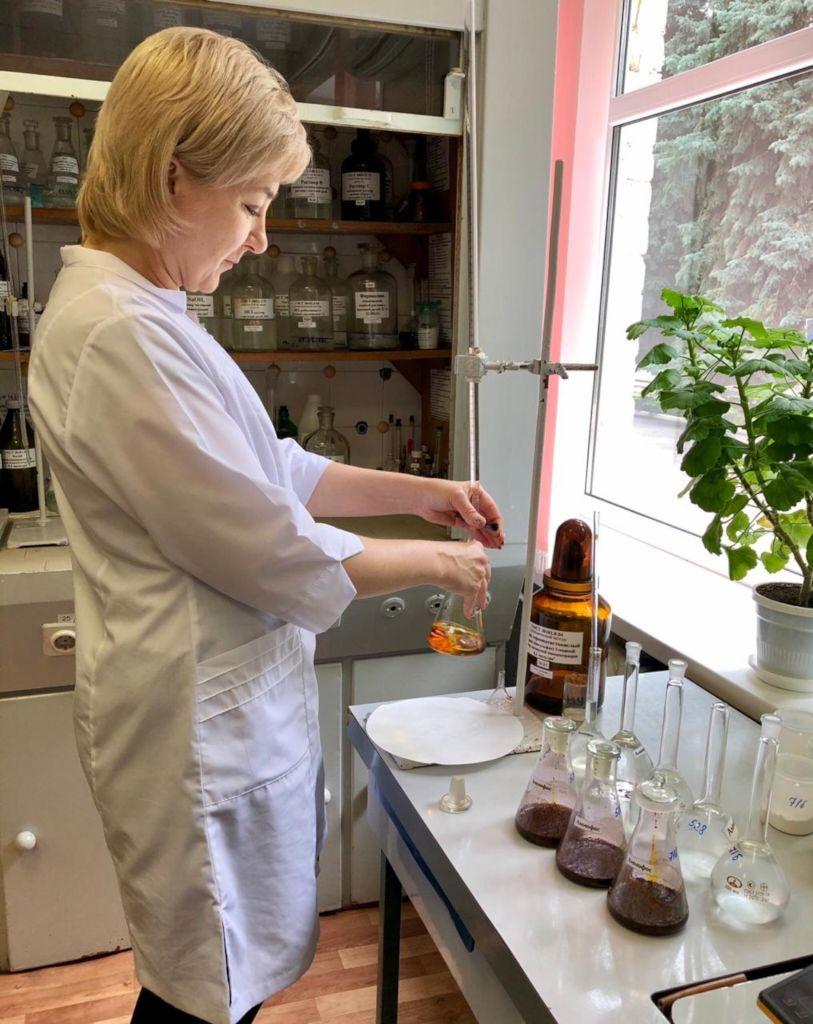Выполнение межлабораторных сравнительных анализов в минеральных удобрениях